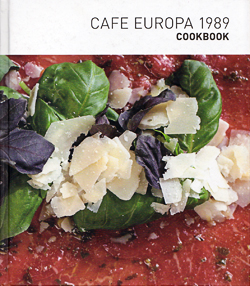 cafe europa cookbook